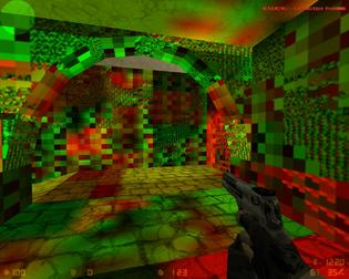 "Have you ever played ""Counter Strike"" like this? It's strange :/ solution"