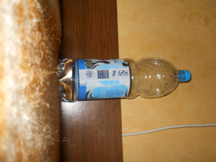 Mineral water : ) solution